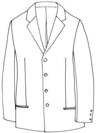 sale retailer ce9e7 3741f Lemmario - guida per la schedatura di elementi vestimentari